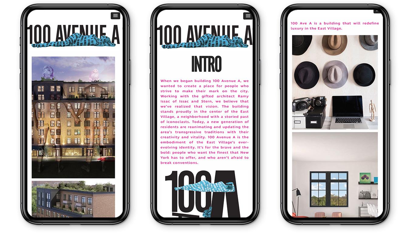 IF Studio - 100 Avenue A