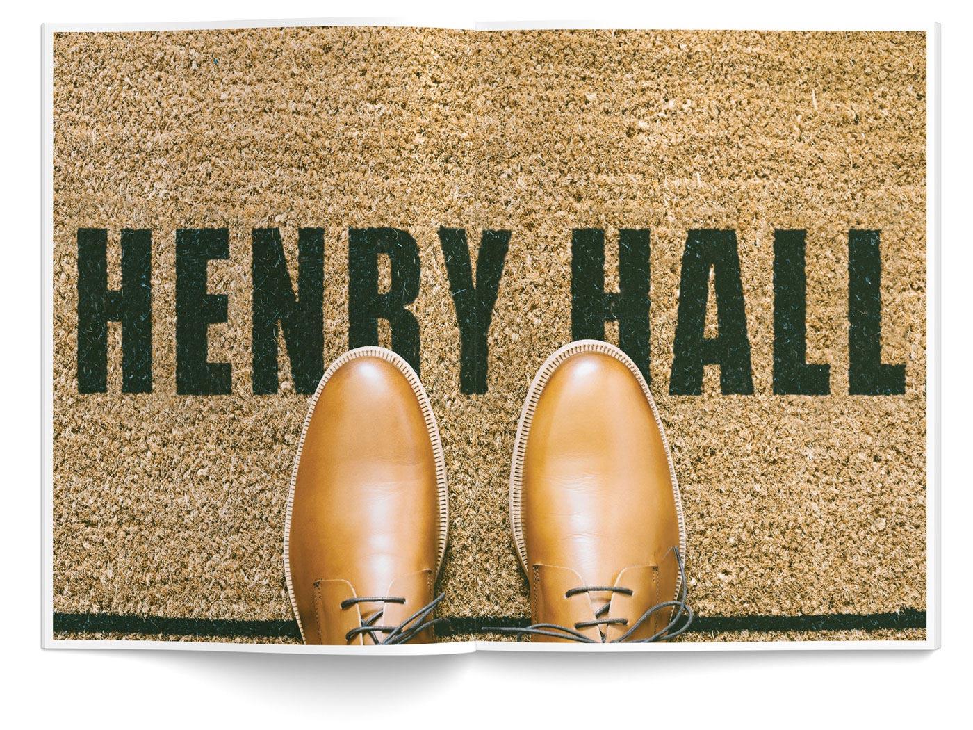 IF Studio - Henry Hall