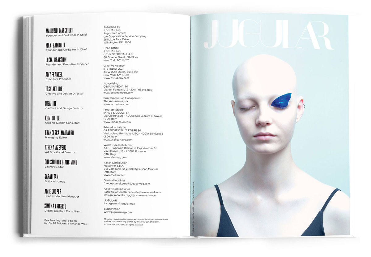 IF Studio - Jugular Magazine