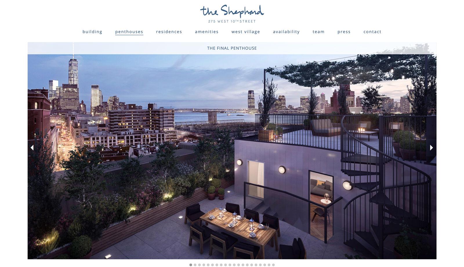 IF Studio - The Shephard