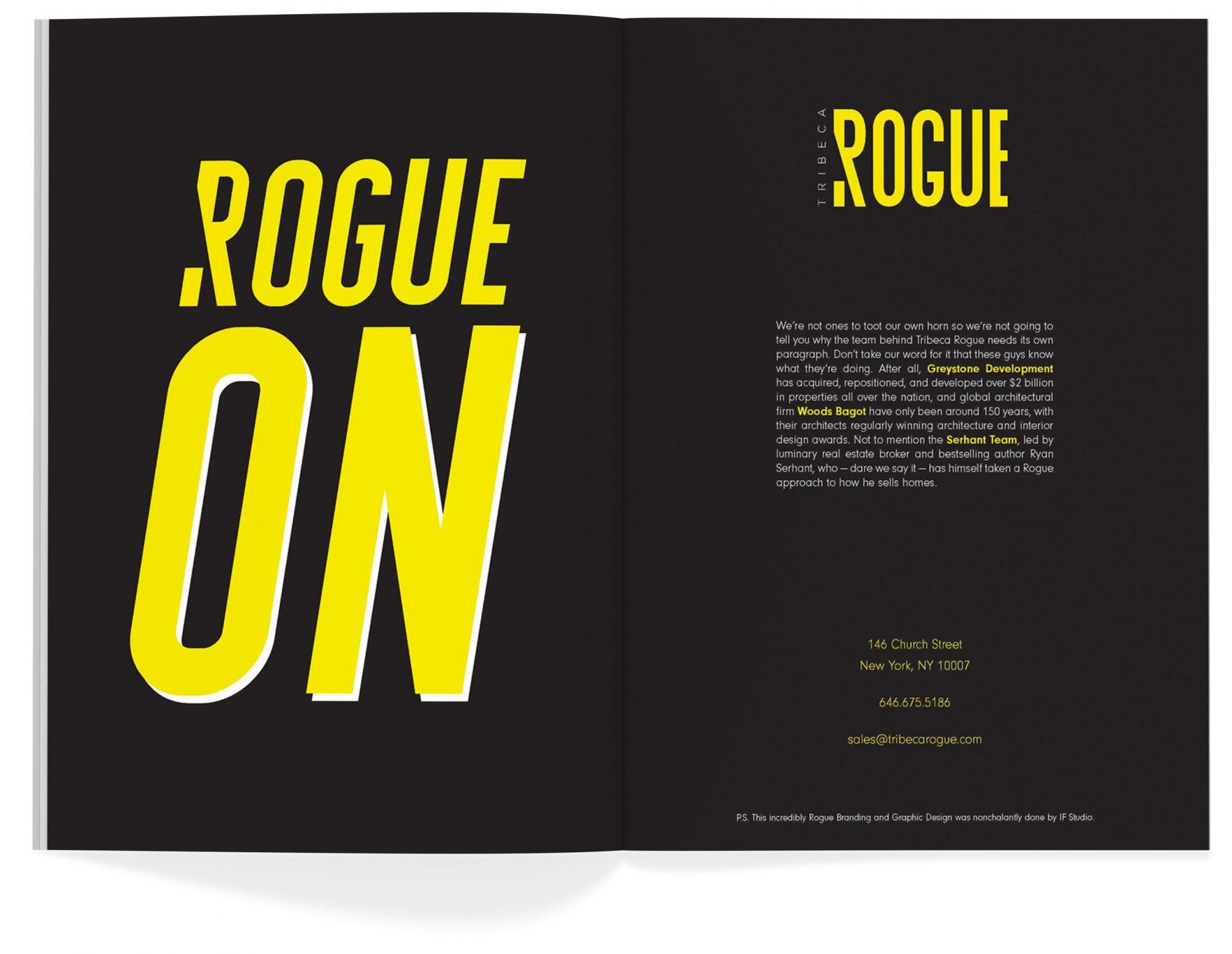 IF Studio - Tribeca Rogue