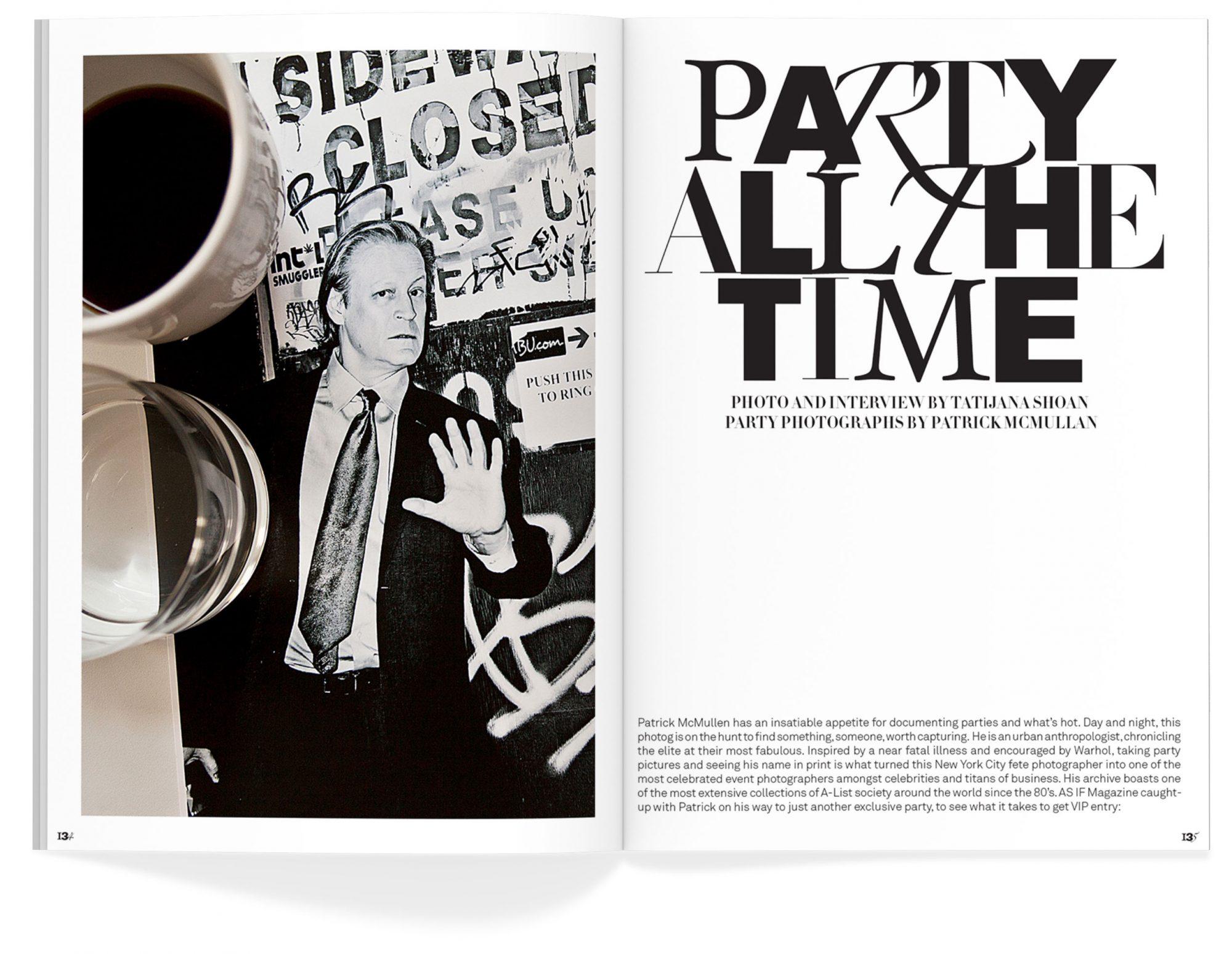 IF Studio - AS IF Magazine