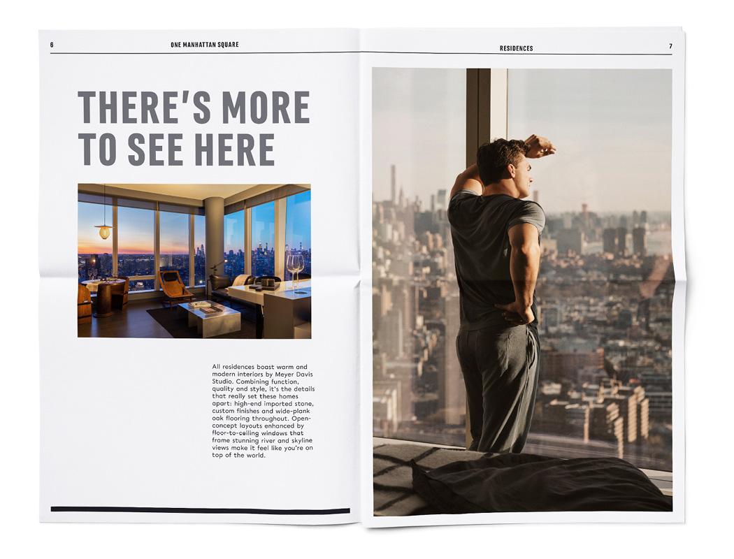 IF Studio - One Manhattan Square