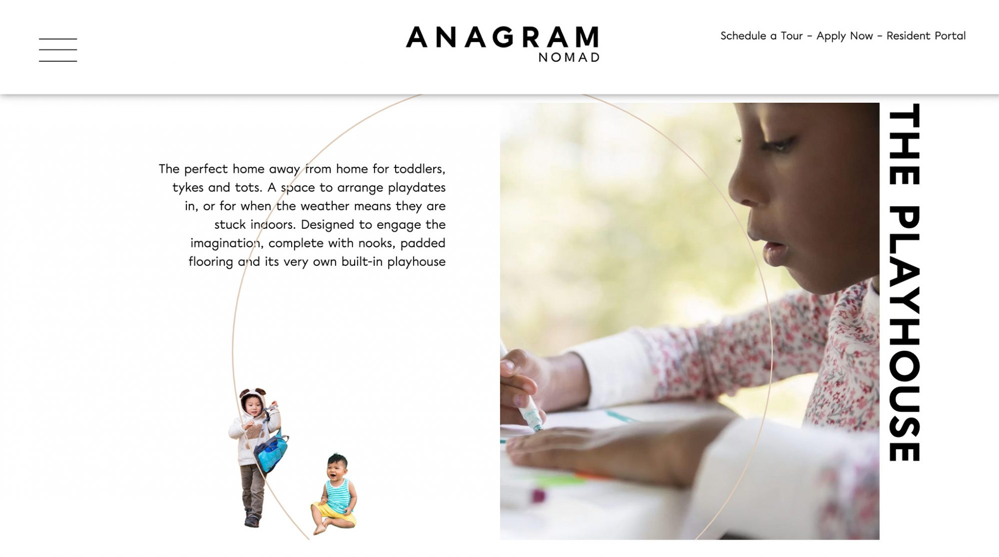 IF Studio - Anagram Nomad