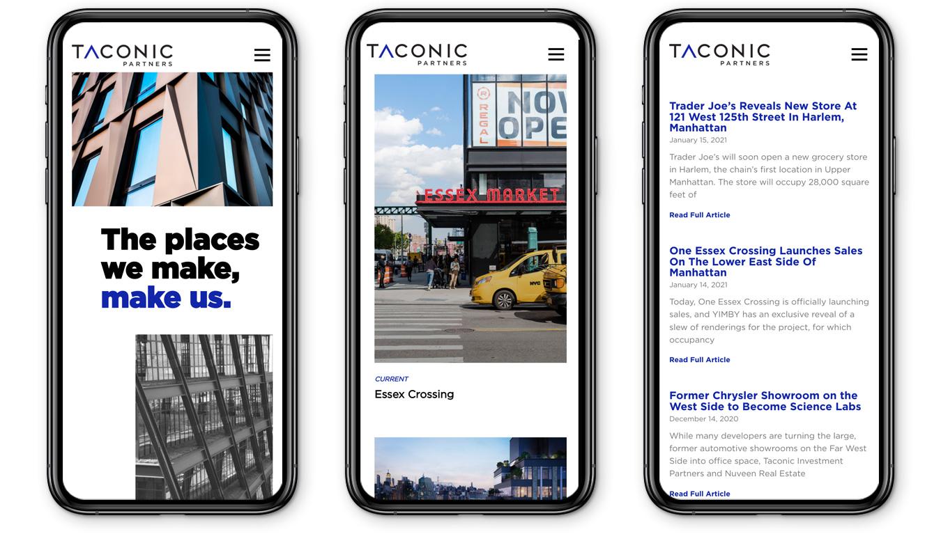 IF Studio - Taconic Partners
