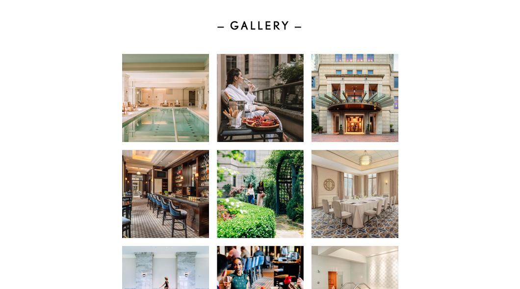 IF Studio - Mandarin Oriental Atlanta